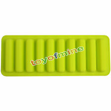 New Sport Bottle Ice Stick Tray Cube Water Drink Ice Maker Tubes