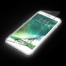 For iPhone 7 7 Plus Transparent Clear Soft TPU Silicone Case Ultra Thin Flip Cov