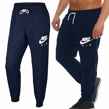 NIKE AIR Mens Tracksuit Woven Cuffed Bottoms Joggers Sport  Track Pants Trousers
