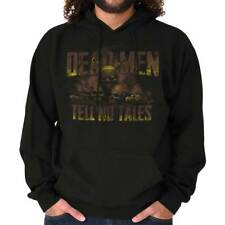 Pirates Of The Carribean Cool Dead Men Tell No Tales Disney Hoodie Sweatshirt
