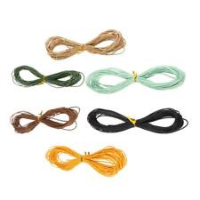 10 Meter Waxed Cotton Cord String Wire Thread Jewellery Making