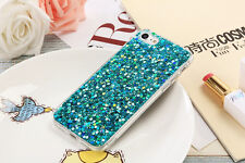 Bling Glitter Soft Candy Color Back Case Cover for iPhone6/6s/7/plus