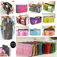 Women Travel Organizer Insert Bag Tote Bag Nurse Insert Handbag Pouch Purse