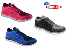 Scholl Orthaheel Excel Active Shoes Various Colours & Sizes Scholl