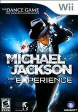 Michael Jackson: The Experience COMPLETE (Nintendo Wii, 2010)