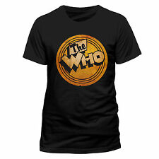 The Who T-Shirt 45 RPM  Size M, L, XL, XXL Rare New Top