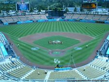 2 tickets Rockies vs Dodgers Saturday 9/9 Section RESERVE MVP 1 Row G - Aisle