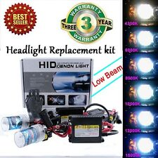 Headlight H11 H8 H9 Conversion Low Beam Kit 6K 8K 5K 55W HID Xenon For Ford K1