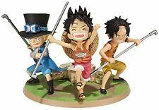 Figuarts Zero One Piece Luffy Ace Sabo - Promise Of The Brother-In-Law - About 9