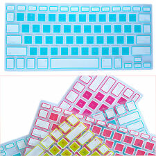 """Stylish Keyboard Case Cover Protector 15.4"""" 17"""" 13.3"""" For Apple MacBook Air Pro"""