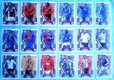 MATCH ATTAX EXTRA 13/14 STAR SIGNING & HAT-TRICK HERO PROMO CARDS # EX1-EX18