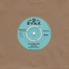 Eddie Floyd - On A Saturday Night / Under My Nose - Stax 601024 - Northern Soul