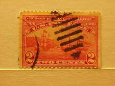 us stamps  s # 372  used
