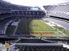 2 Chicago Bears vs Cleveland Browns Tickets! Need 4? See my other listing!