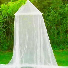 Elegant Round Lace Insect Bed Canopy Netting Curtain Dome Mosquito Net WU