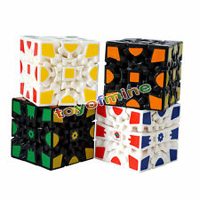 Gearwheel 6 sides Rubik's Cube Magic Combination 3D Gear Cube Speed Puzzle
