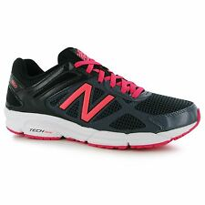 New Balance W460 v1 Running Shoes Womens Blk/Coral Trainers Sneakers Sports Shoe