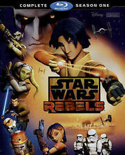 Star Wars Rebels: Complete Season 1 (Blu-ray Disc, 2015, 2-Disc Set)
