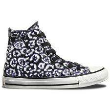Converse Chuck Taylor All Star Hi Black Multi Womens Trainers