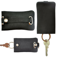 Key Bell Key Case Cattle leather in 9 Colours deliverable Key bag