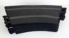 8 Scalextric Classic Banked Curves - Vintage C187