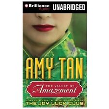 The Valley of Amazement by Amy Tan (2013, CD, Unabridged)