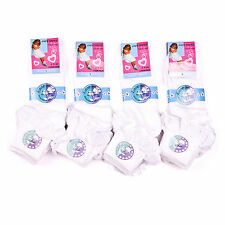 6 Pair Girls Ladies Kids School Lace Cotton Socks Frilly Ankle Lace Summer Socks