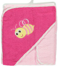 "Luvable Friends ""Bee"" Hooded Towel & Washcloth"