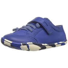 Camper Boys Shoes Peu Cami Slip On Fashion Sneakers Blue