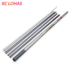 Portable Hand Fishing Rod High Carbon Fiber Telescopic Fishing Pole Tool