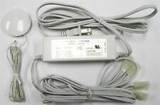 Replacement 12V 60W Transformer for Halogen Puck Lights 3-Level Touch Dimmer