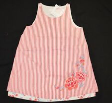Janie and Jack FRENCH COUNTRY Jumper Dress w/Diaper Cover NWT 12-18-24 mos 2T