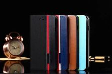 GENUINE LEATHER WALLET FLIP Cover CASE FOR iPhone 6 6S AND 6 PLUS 6s plus