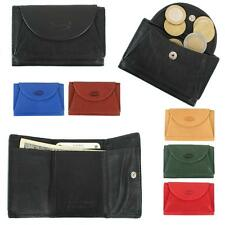 Branco Mini Wallet with Credit card compartment Leather wallet purse