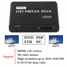 Full HD 1080P Disk HDD Media Player USB External Multimedia Media Player XP