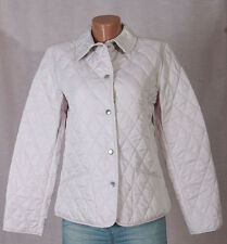 BURBERRY LONDON CHECK-LINED QUILTED JACKET NOVA CHECK Size 12 Y-152cm, Authentic