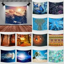 Landscape Polyester Hanging Tapestry  Wall Hanging Wall Sticker Home Decor
