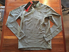 **Massif Breeze LS Mock Neck (FR) OD Green** SAS-Arcteryx LEAF-TAD Gear-DEVGRU