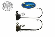 Buckeye Lure Spot Remover Magnum Shakey Jig Head 1/8oz - Assorted Colors