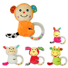 Baby Plush Dolls Bed Toys Baby Toys Baby Music Rattle Toy Stroller Hang
