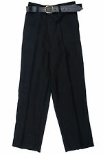 "Big Boys Elastic Back Short McDonald's School Uniform Trousers Waist 22-40"" UK"
