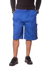 Twill Belted Cargo Shorts