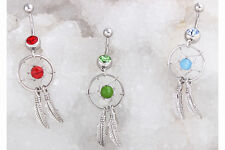 Tribal Set Belly Button Rings Dangle Belly Button Rings Wholesale