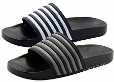 Mens Summer Beach Slider Mule Cushioned Sandals Flip Flop Comfy Sports Slippers