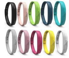 Fitbit Flex 2 Band Replacement Sports Fitness Wristband Adjustable Small & Large
