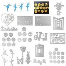 Metal Cutting Dies Cutter Stencil for Scrapbooking Album Paper Embossing Crafts