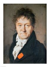 Portrait of Lazare Nicolas Marguerite Carnot Print by Louis-Leopold Boilly