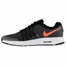 Nike Air Relentless 6 Trainers Mens Grey/Orange Sports Shoes Sneakers Footwear