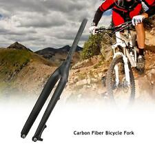 """27.5""""/29"""" Cycling Bicycle Fork Lightweight Full Carbon MTB Bike Front Fork S6T3"""