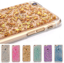 Luxury Bling Glitter Soft TPU Case Cover For Apple iPhone & Samsung Galaxy Phone